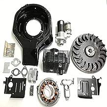 Kit arranque Eléctrico Completo Motor lombardini 3ld450/451/510/lda80/450/