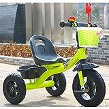 Best triciclos para niños pequeños - FJW Bicicleta para niños Marco de Acero al Review