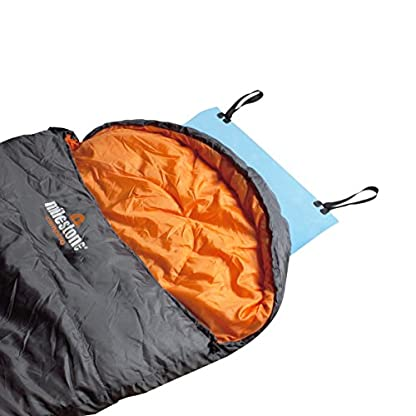 Milestone Camping Single-side EVA Camping Mattress Aluminum Film Moisture-proof Outdoor Multifunctional Yoga Sleeping Mat 5