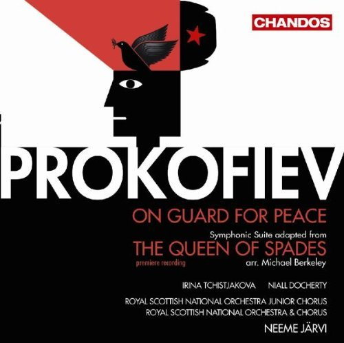 Prokofiev: On Guard For Peace by Tchistjakova (2009-05-26) (Guard 5 National)