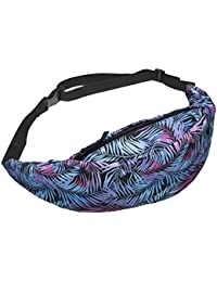 New 3d Print Women's Waist Bag Men Multi-functional Pockets Belt Bag Waist Packs Harajuku Fanny Pack Pouch Bag...