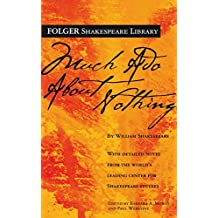 Much Ado About Nothing (Folger Shakespeare Library) (English Edition)