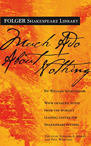 much-ado-about-nothing-folger-shakespeare-library-english-edition
