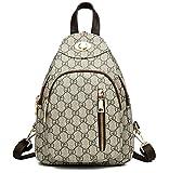La borsa delle donne di modo, zaino multifunzionale casuale di cuoio molle, borsa (PU) 22 * 9 * 30cm