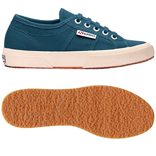 Superga 2750-PLUS COTU S003J70 Damen Sneaker BLUE SMOKY