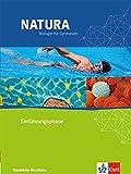 Natura - Biologie für Gymnasien in Nordrhein-Westfalen G8 / Schülerbuch Einführungsphase - 10. Schuljahr: Neubearbeitung