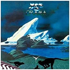 Drama by Yes Extra tracks, Original recording remastered edition (2004) Audio CD