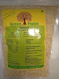 Green Habit Gluten Free White Bold Quinoa (4.5)