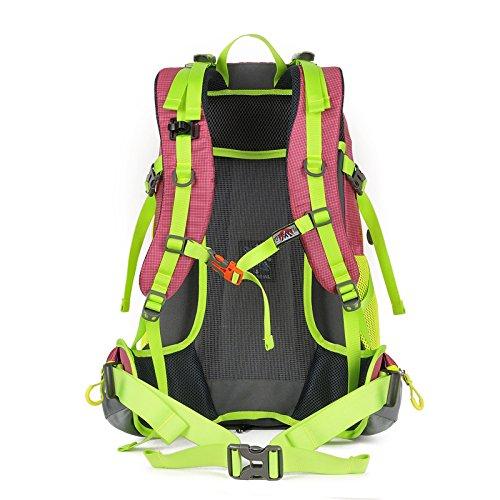 Un nuovo giorno nuovo outdoor arrampicata sistema escursionismo borsa zaino capacità 40L , 1 4