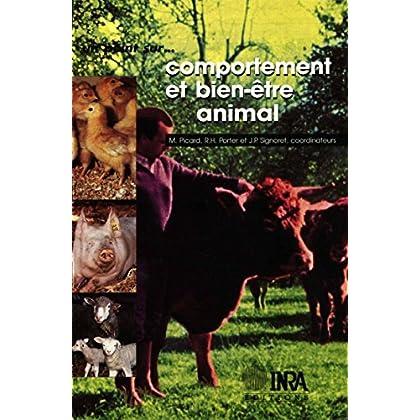 Comportement et bien-être animal (Un point sur...)