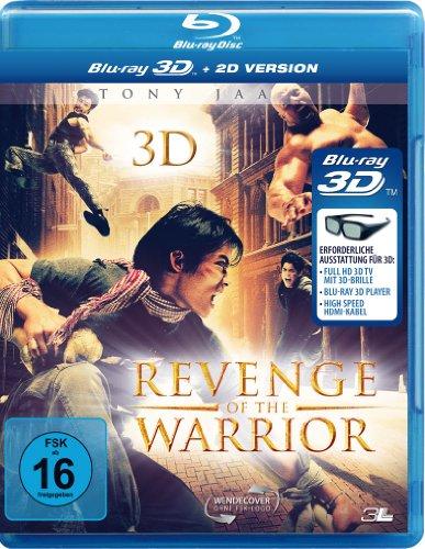 revenge-of-the-warrior-alemania-blu-ray