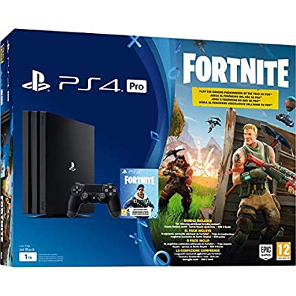 PlayStation 4 (PS4) - Consola Pro 1Tb + Fortnit...