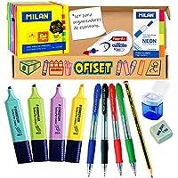 Plastica Legami CLICK0024 Penna a Due Colori
