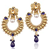 Traditional ethnic INDIA bollywood pearl...