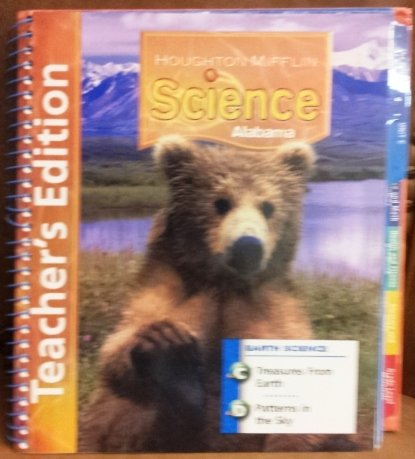 Science Alabama Earth Unit Book Grade 2: Teacher Edition
