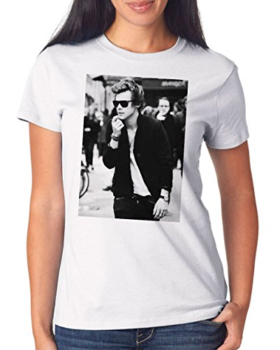 Certified Freak Harry Walking T-Shirt Girls White-S