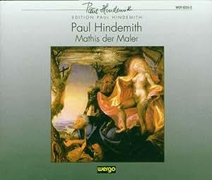 Hindemith: Mathis Der Maler (Gesamtaufnahme) (Aufnahme 1990)