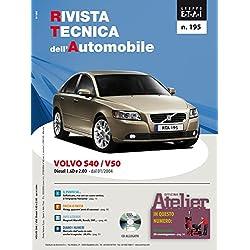 Volvo V50/S40 II Diesel 1.6 110 cv. 2.0 136cv e D5 180cv