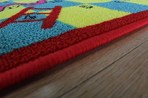 Tappeti Per Bambini Lavabili : The rug house tappeti unisex per bambini serpenti scale cameretta