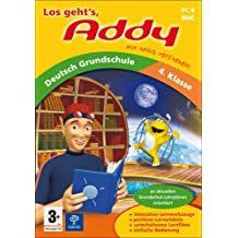 Addy-Deutsch Grundschule 4. Klasse - PC