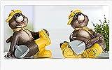 Gilde Maulwurf Serie die Gruber´s, 1 Figur Modell Sortiert
