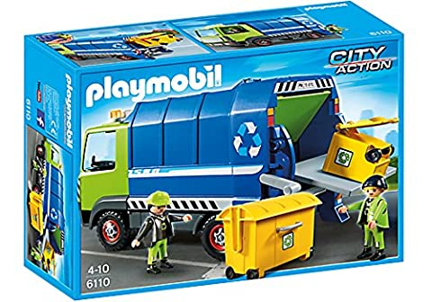 PLAYMOBIL 6110 - New Recycling Truck