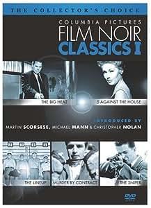 Film Noir Classics 1 [DVD] [Region 1] [US Import] [NTSC]