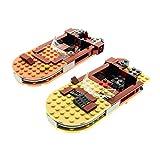 1 x Lego System Set Modell 8092 Star Wars beige Raumschiff Luke´s Landspeeder 75052 Incomplete unvollständig