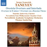 Orchesterwerke-Ouvertüren