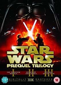 Star Wars - Prequel Trilogy [UK Import]