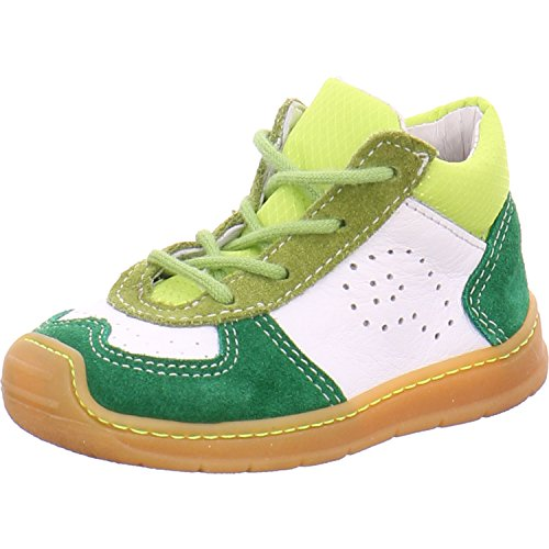 Ricosta Jungen Davy High-Top Grün/Pea