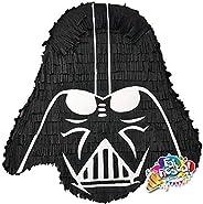 Pignatta Star Wars Darth Vader (piñata, pentolaccia), gioco della pignatta per feste di compleanno divertente