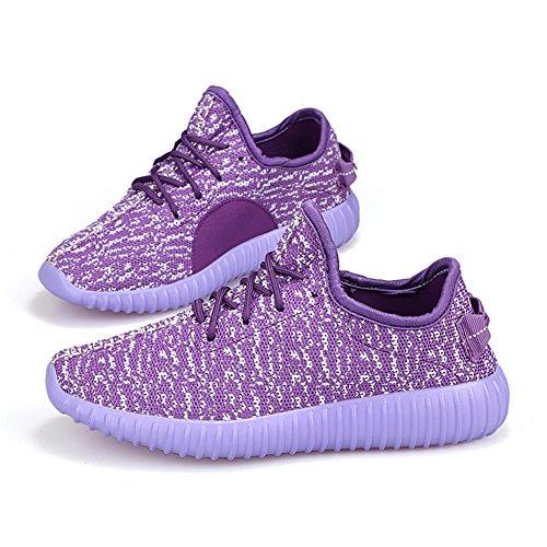 IceUnicorn, Scarpe da corsa donna Purple