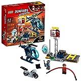 Lego Juniors Les Indestructibles 2 - La poursuite sur les toits d'Elastigirl – 10759 - Jeu de Construction