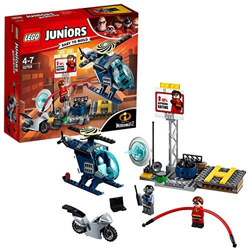 LEGO Juniors - Persecución tejados Elastigirl 10759