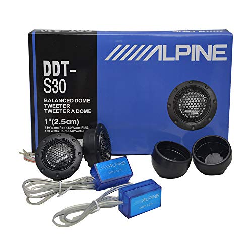 Stereo-Lautsprecher DDT-S30 des Berufsauto-High-Fidelity-Hochtöners, Auto geändertes Autoaudio Silk Qualität