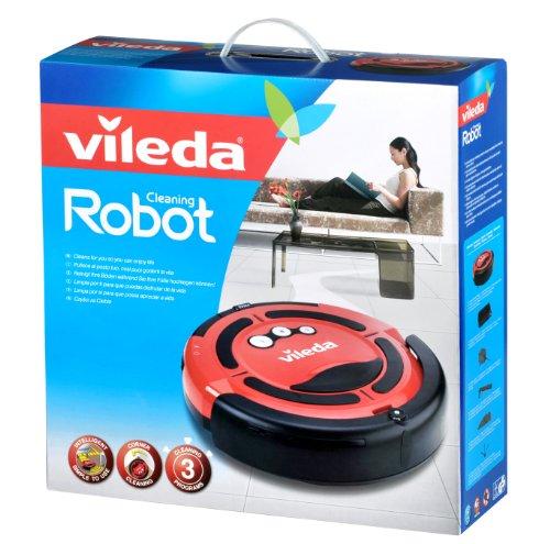 Recensione Cleaning Robot Vileda, opinioni utili