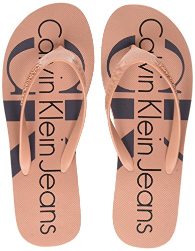 Calvin Klein Jeans Tesse Jelly, Chaussons Mules Femme