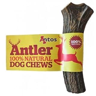 Antos Antler Dog Chew, Medium (Shape may vary)