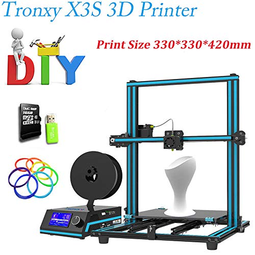 Tronxy - Tronxy X3S (Fast Installation Version)