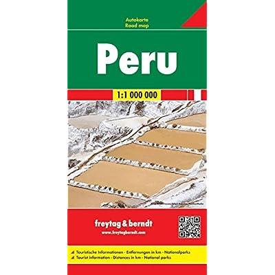 Peru : 1/1 000 000