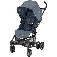 Bébé Confort Mara Poussette canne Ultra Compacte, De la naissance à 4 ans (0-22 kg), Brave Graphite (gris)