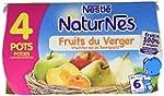 Nestl� B�b� Naturnes Fruits du Verger...