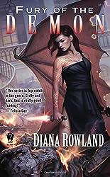 Fury of the Demon: Demon Novels, Book Six (Kara Gillian) by Diana Rowland (2014-01-07)