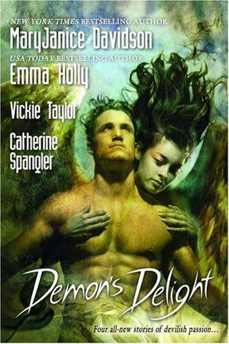 Demon's Delight (Berkley Sensation) by MaryJanice Davidson (2007-03-06)