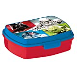 Star Wars Brotdose, Lunchbox, Rot