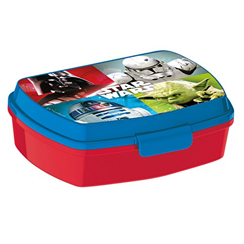 Boyz Toys Sandwichbox mit Tablett - Star Wars