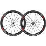 FULCRUM Renn-Laufradsatz Speed 55T C17 CAMPY CULT schwarz RS-17C5FRC 80553497398