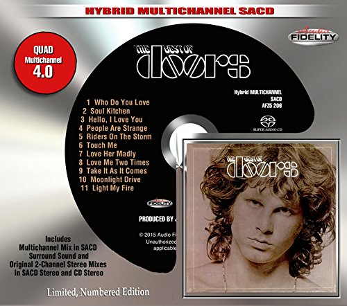 Preisvergleich Produktbild The Best of the Doors