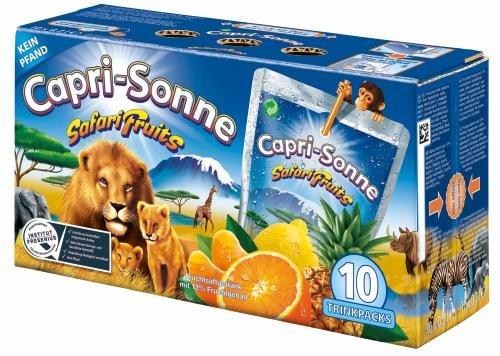 Capri Sonne Safari, 2er Pack (2 x 2 l Getränkekarton)